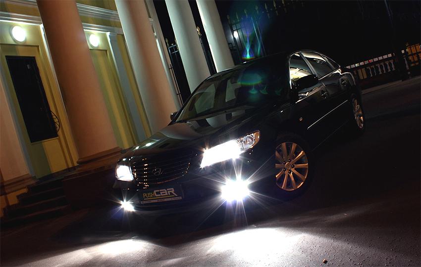 Тест-драйв Hyundai Grandeur: Антикризисный бизнес-класс