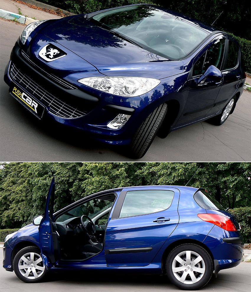 Тест-драйв Peugeot 308: С виду – кошка, в душе – лев!
