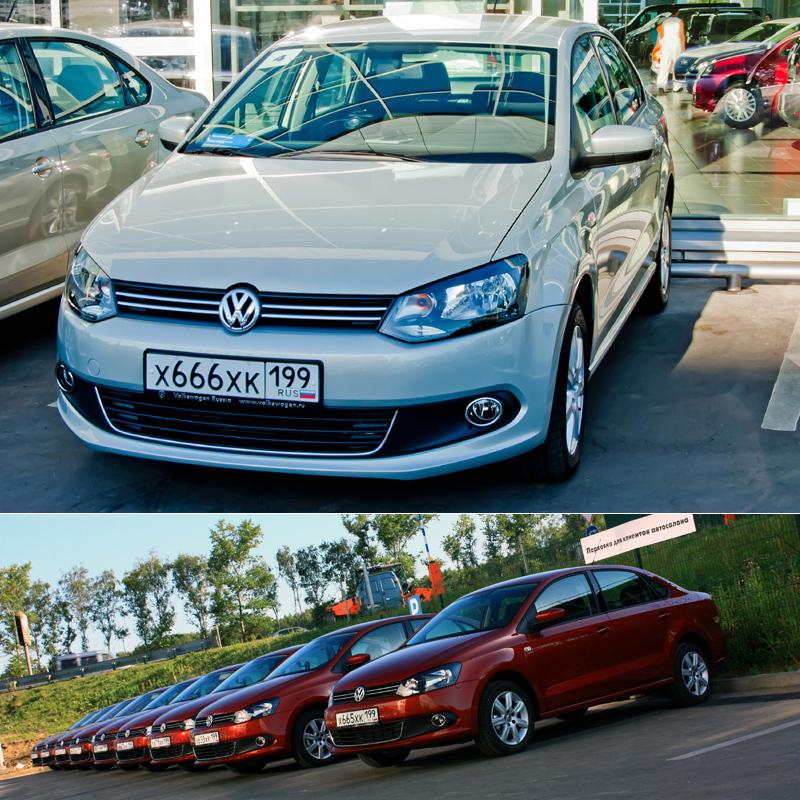 Тест-драйв Volkswagen Polo: Специально для России