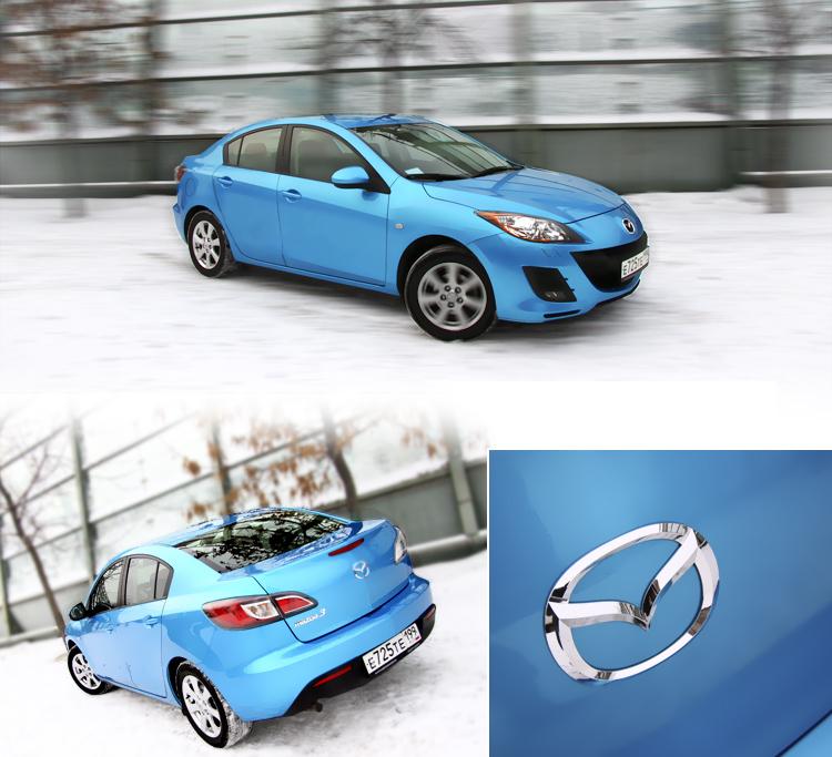 Тест-драйв Mazda 3: Длительный тест