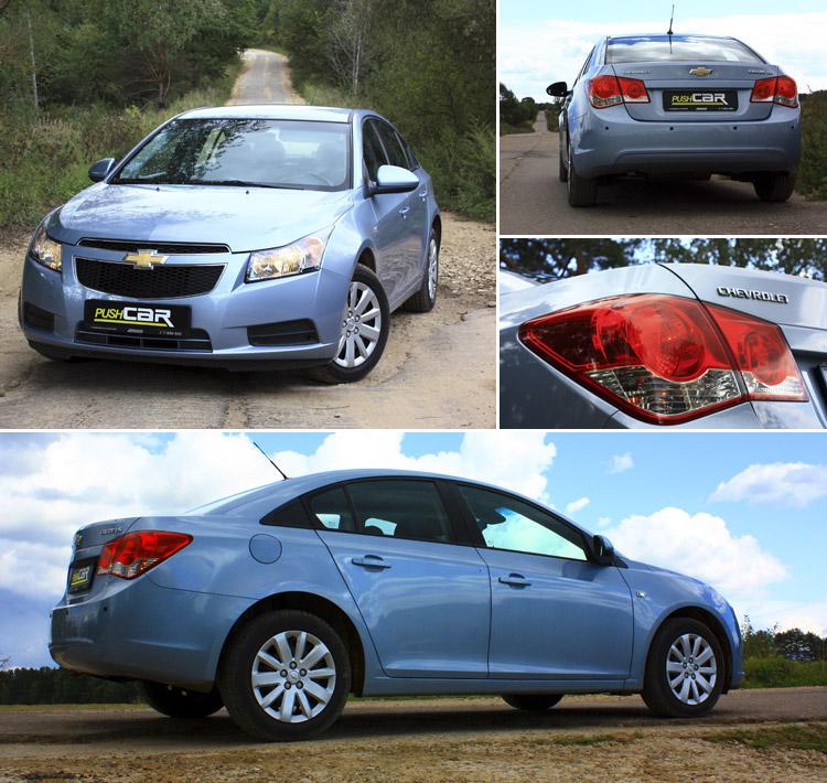 Тест-драйв Chevrolet Cruze: Длительный тест