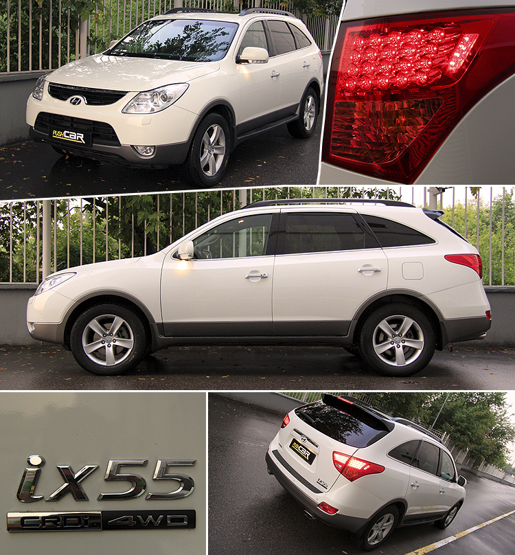 Тест-драйв Hyundai ix55: Безликий, но могучий