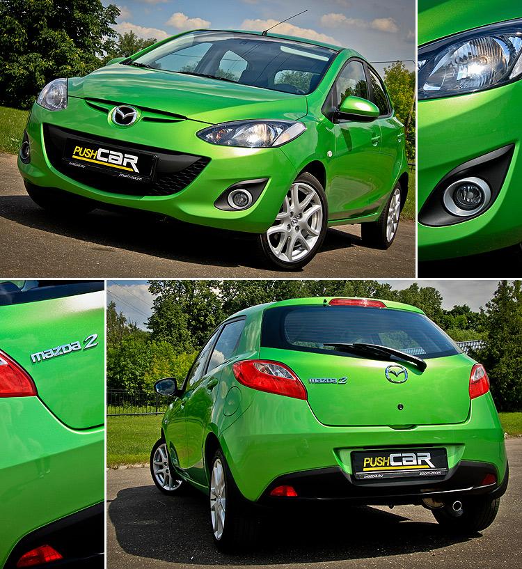 Тест-драйв Mazda 2: За что полюбить «двойку»?