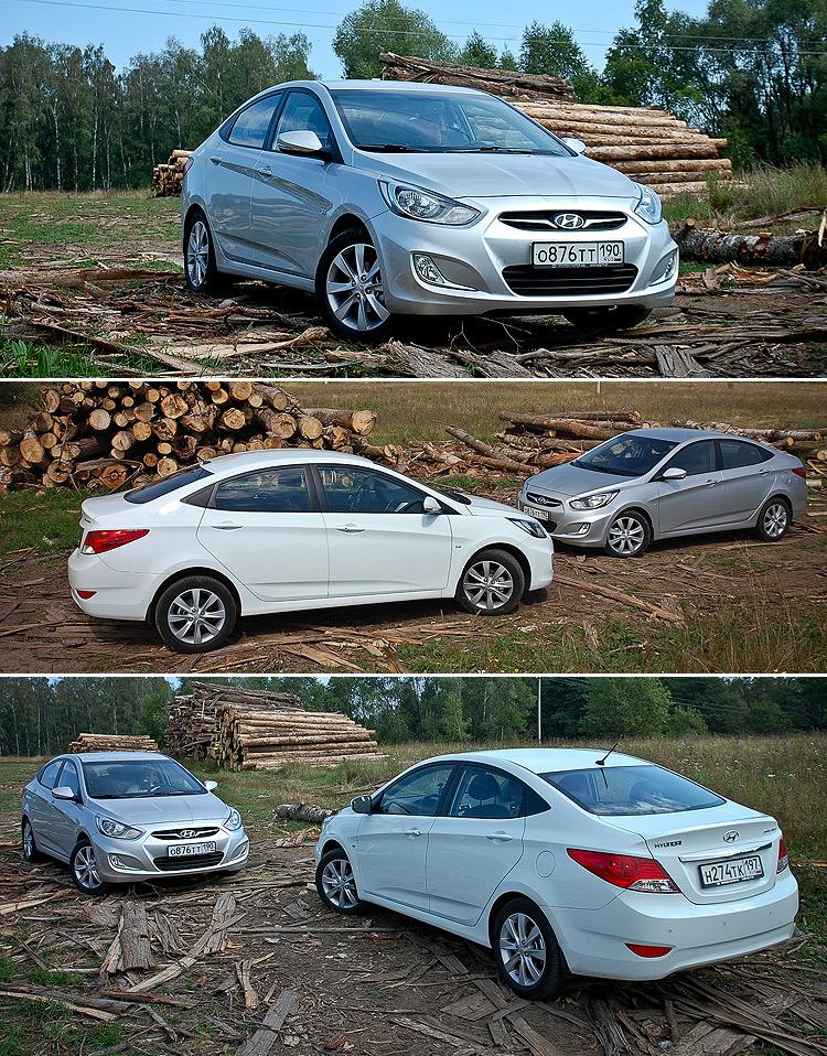 Тест-драйв Hyundai Solaris: Изучаем изменения