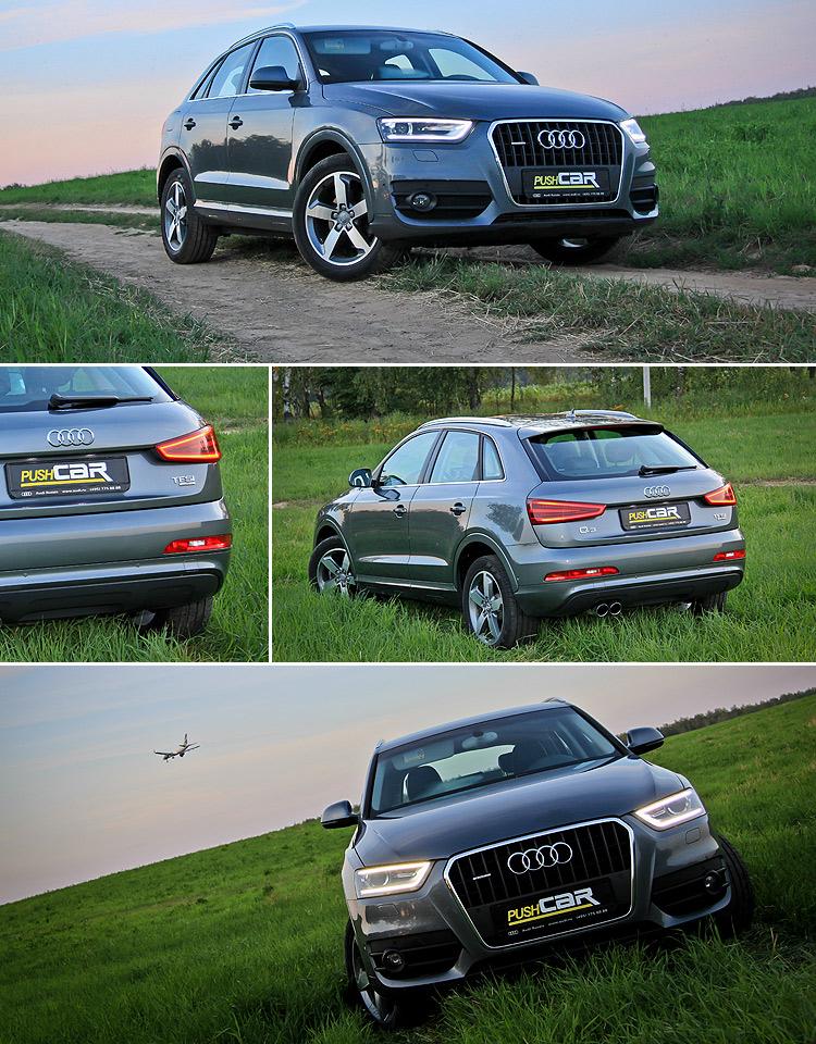 Тест-драйв Audi Q3: Без изъяна