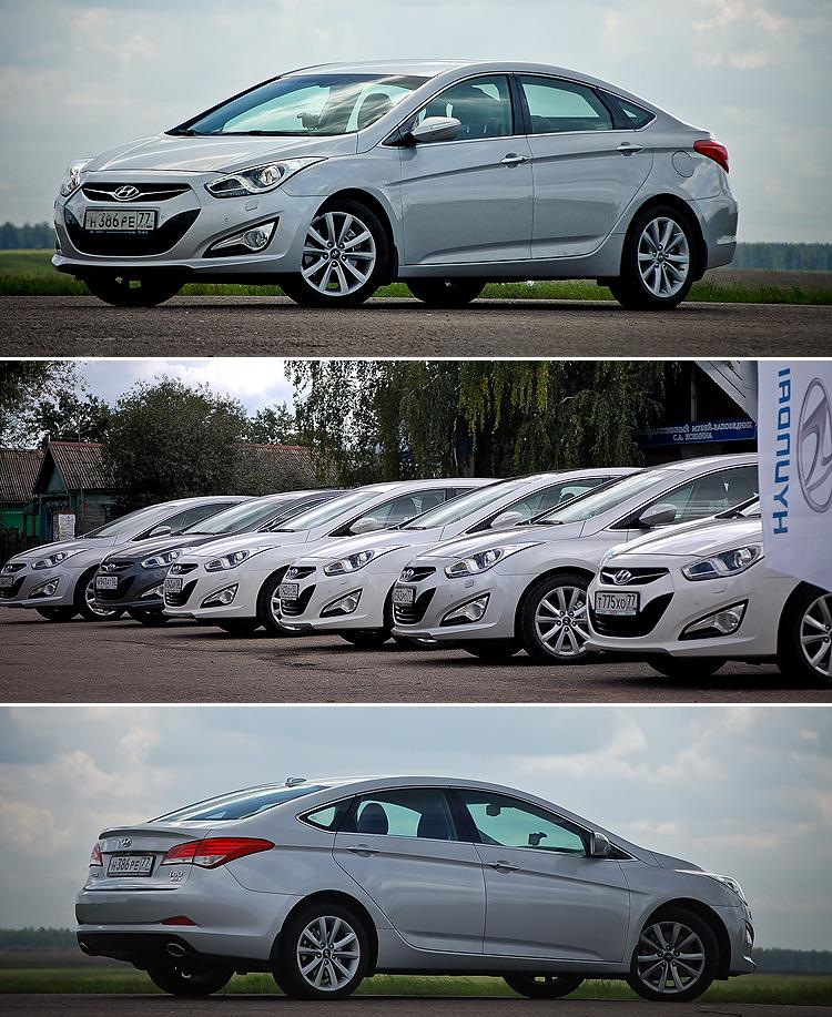 Тест-драйв Hyundai i40: Цена + качество + наполнение