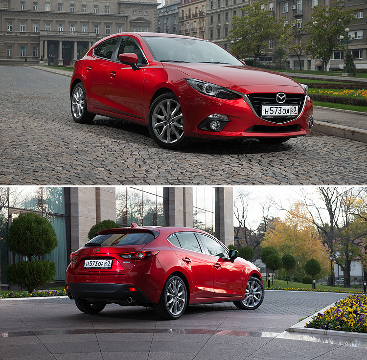 Тест-драйв Mazda 3: Приветствуем легенду