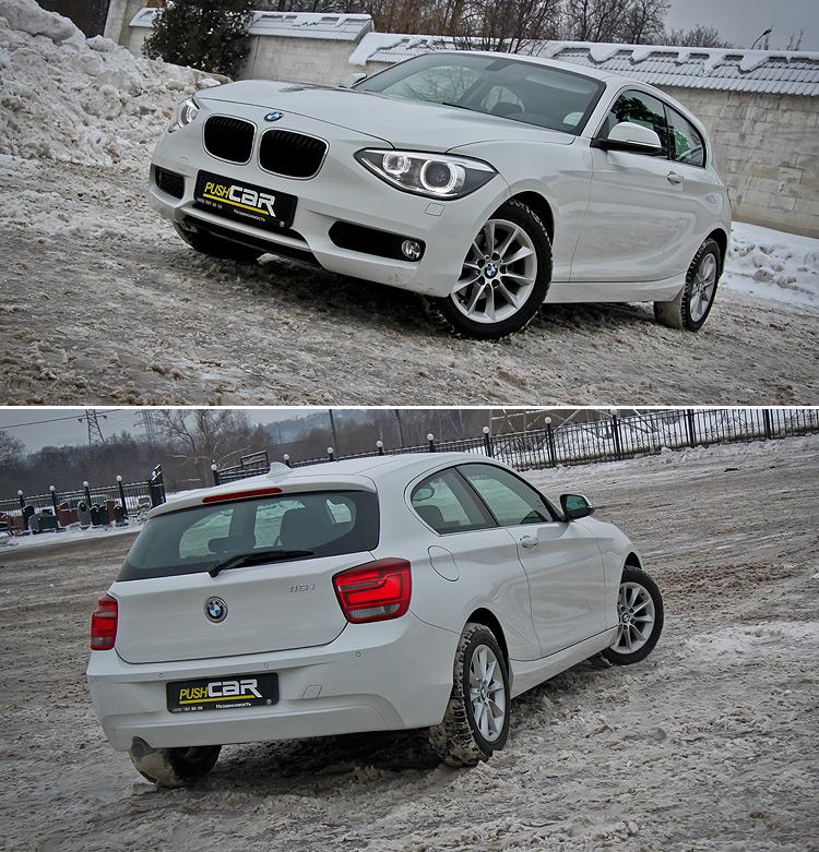 Тест-драйв BMW 1 серии: Вождение в удовольствие