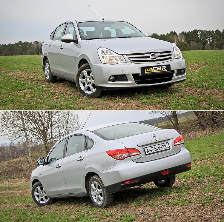 Тест-драйв Nissan Almera: Выигрышный вариант