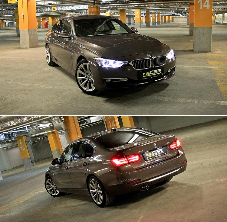 Тест-драйв BMW 3 серии: «Трёшка за трёшку»