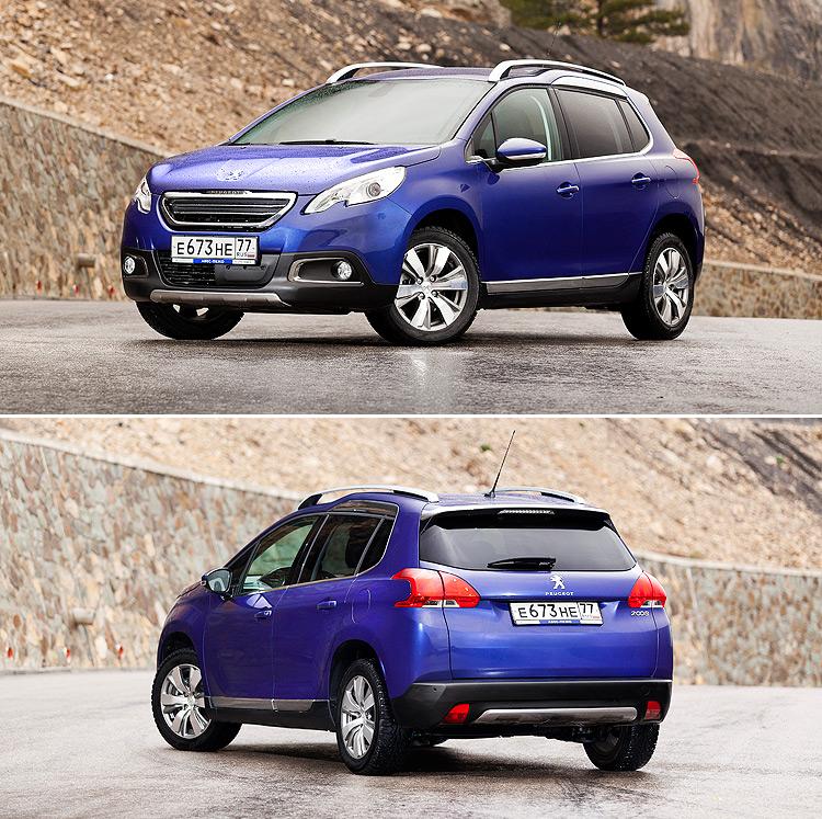 Тест-драйв Peugeot 2008: Должен оправдать ожидания