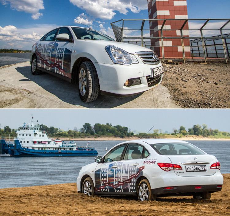 Тест-драйв Nissan Almera: Важные изменения