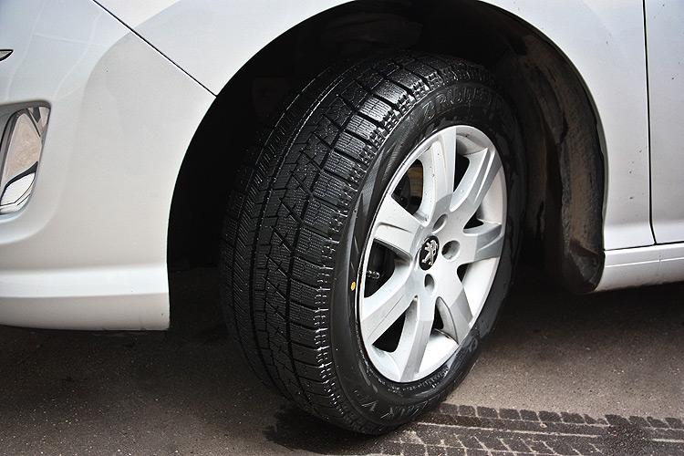 Тест-драйв Bridgestone Blizzak VRX: Зимние шины. Часть 1