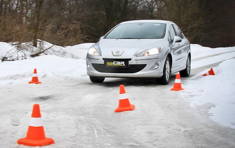 Тест-драйв Bridgestone Blizzak VRX: Зимние шины. Часть 2