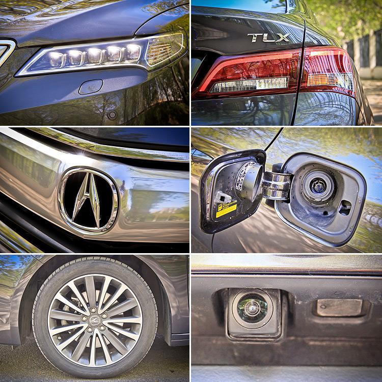 Тест-драйв Acura TLX: Редкий вид