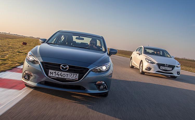 Тест-драйв Mazda 3: Большие планы