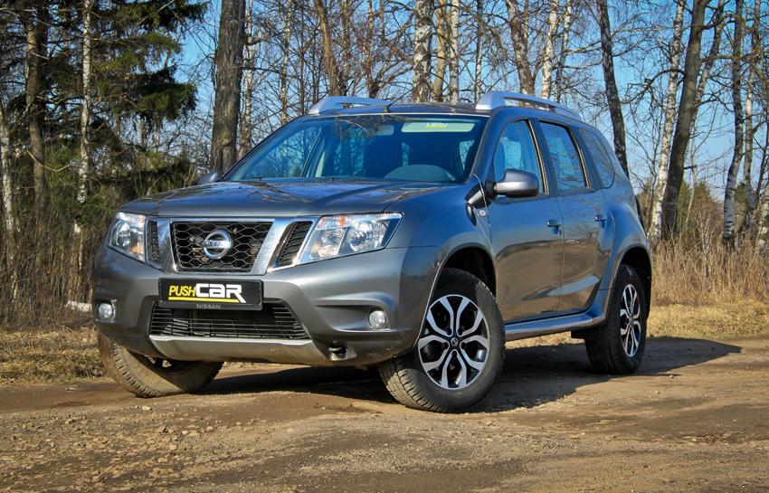 Тест-драйв Nissan Terrano: Проверенный годами