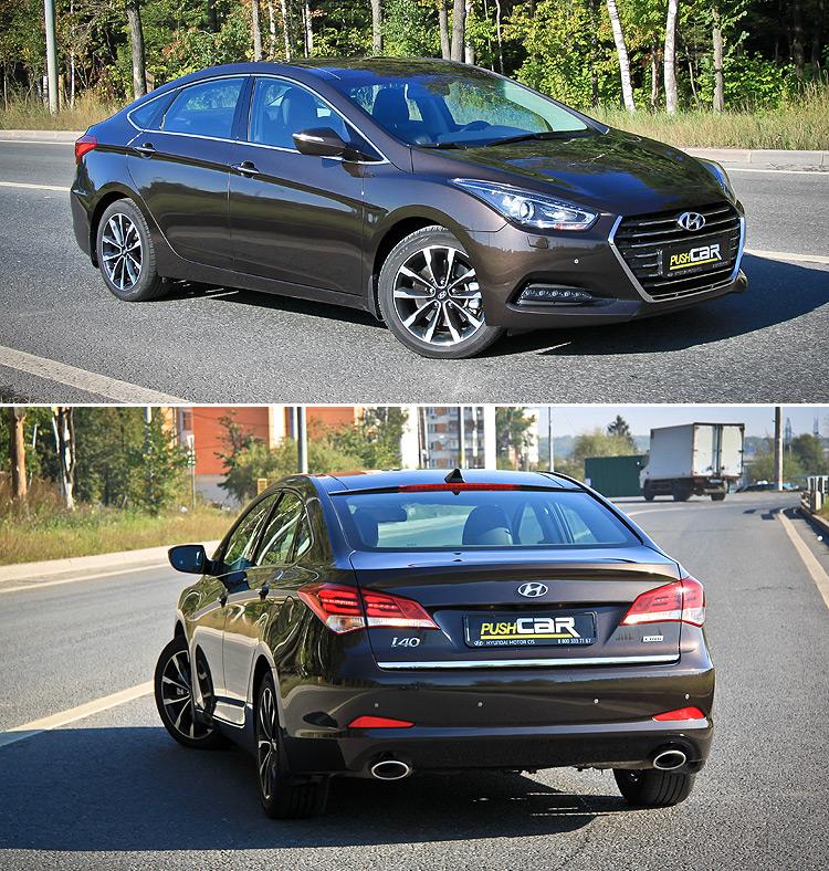 Тест-драйв Hyundai i40: Европейские стандарты