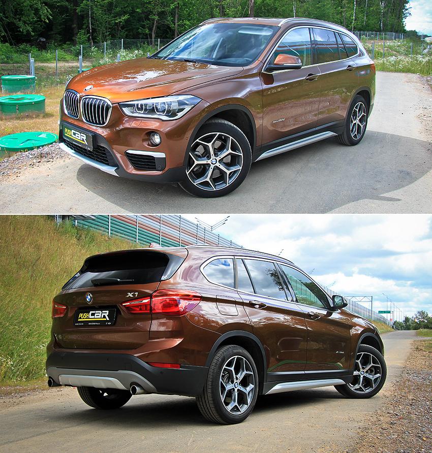Тест-драйв BMW X1: Я другой!