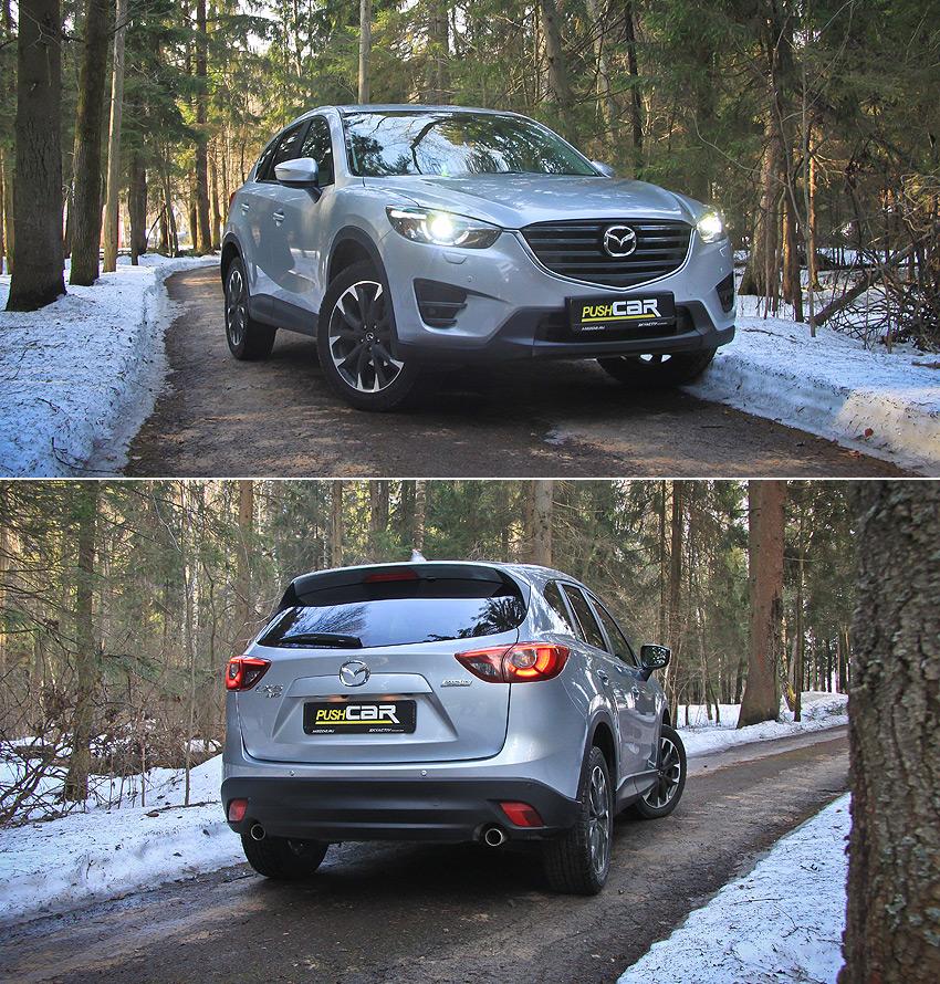 Тест-драйв Mazda CX-5: Когда взял и не прогадал