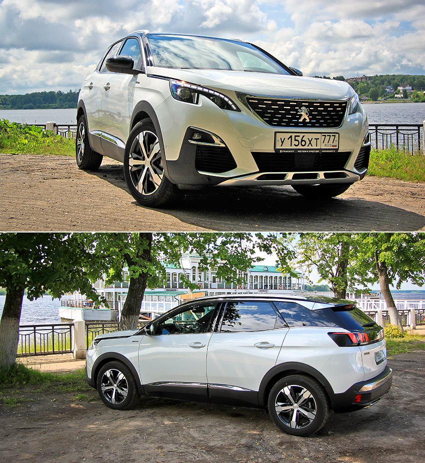 Тест-драйв Peugeot 3008: Удивлять и удивляться