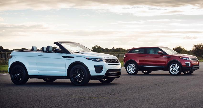 Тест-драйв Land Rover Range Rover Evoque: Продуманная эволюция